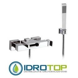 Miscelatore FLASH LAVABO monocomando lavabo alto L. senza scarico cromo Remer