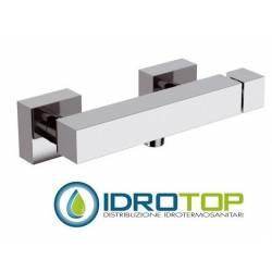 Miscelatore Q-COLOR DOCCIA esterno senza kit doccia Cromo Remer