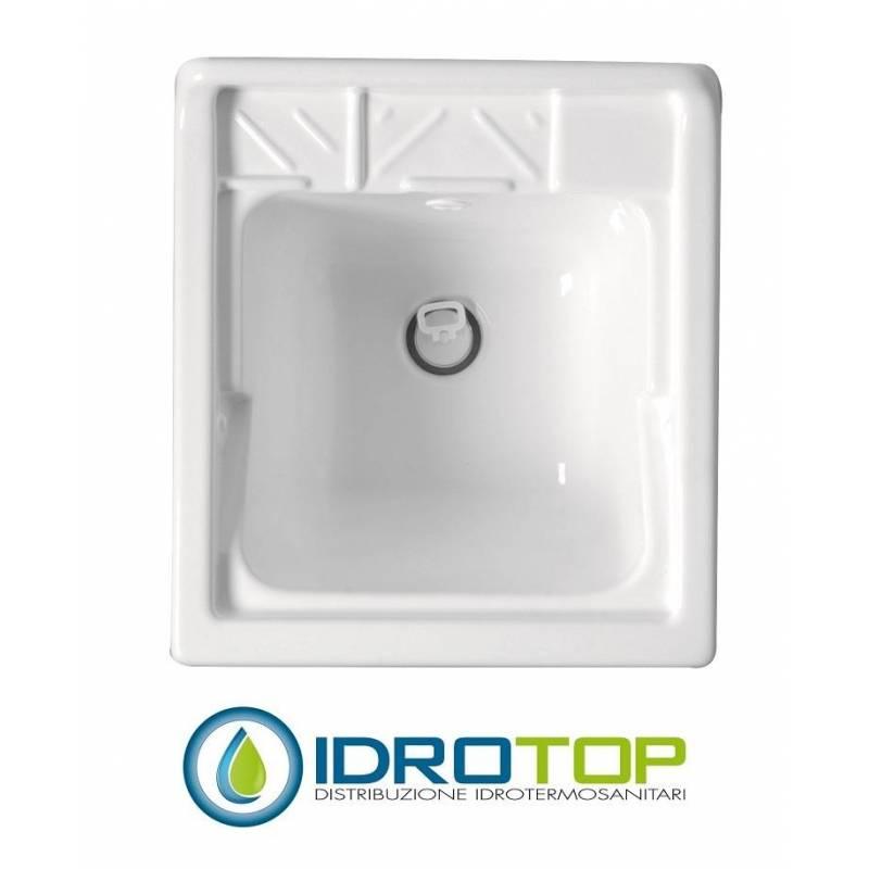 Mobile per esterno lavacril 45x50 tavola lavapanni in for Mobile esterno legno