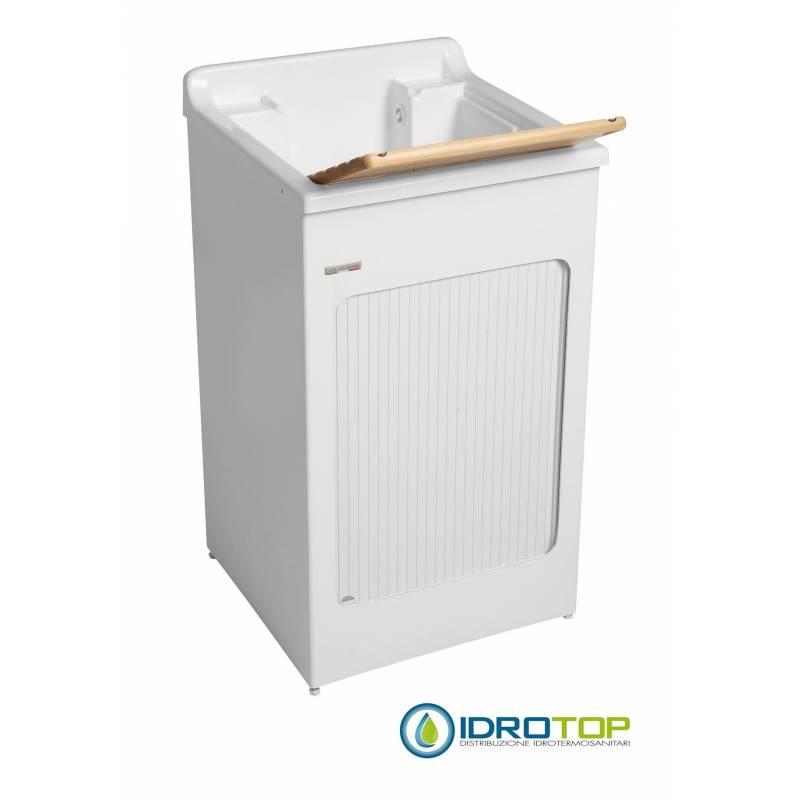 Mobile per esterno lavacril 50x50 tavola lavapanni in for Mobile esterno legno