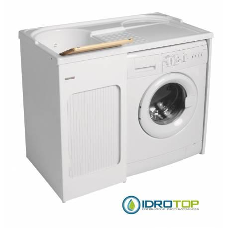Mobile per esterno lavacril portalavatrice 106x60 tavola for Esterno lavatrice