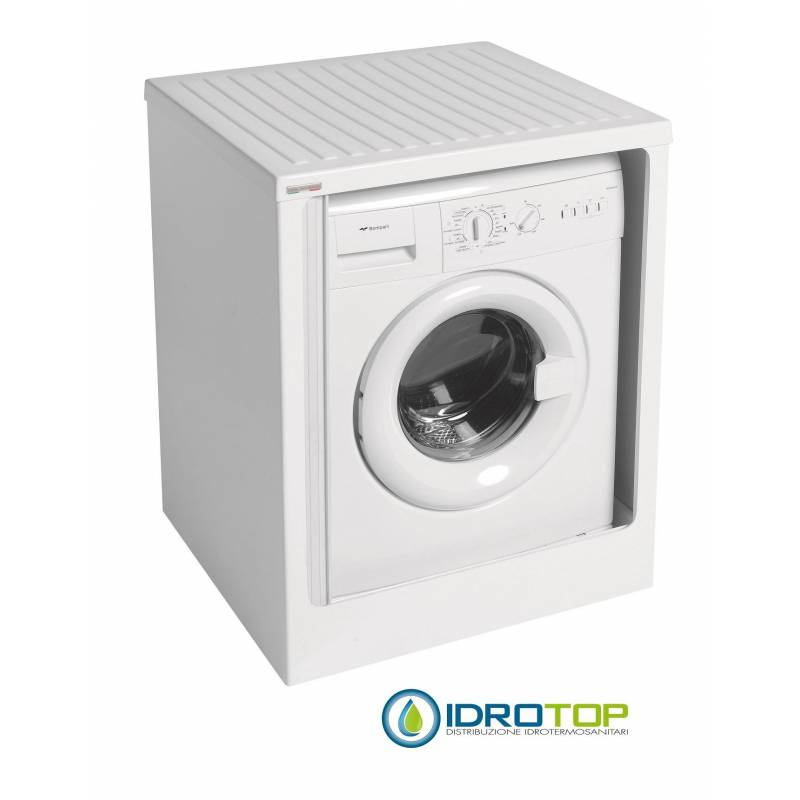 Mobile per esterno lavacril box per lavatrice bianco 72x68 - Lavatrice per esterno ...