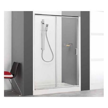 Box doccia porta new speedy 105 scorrevole - Misure porta scorrevole ...