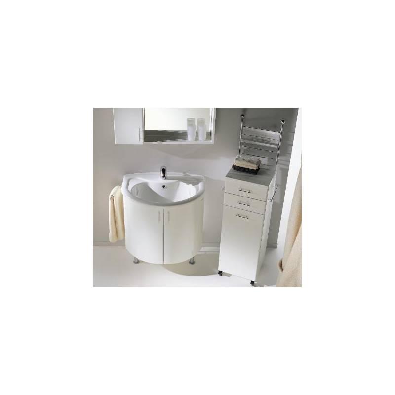 Lavatoio Novella L75xP52x mobile sospeso o con piedini Montegrappa