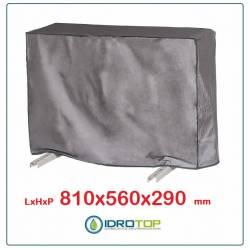 Telo Cappottina 810x560x290 mm per Condizionatore Protezione Unità Esterna