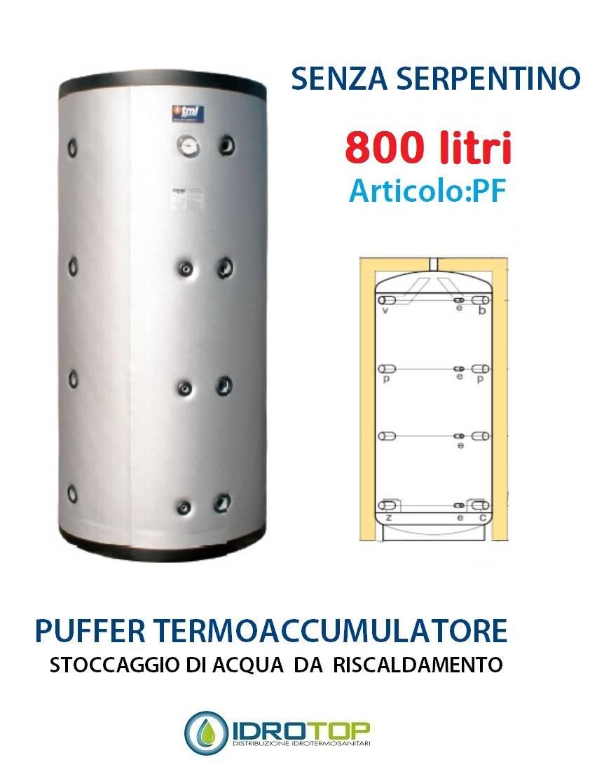 Serbatoio accumulo acqua calda per termocamini boiserie - Acqua calda per andare in bagno ...