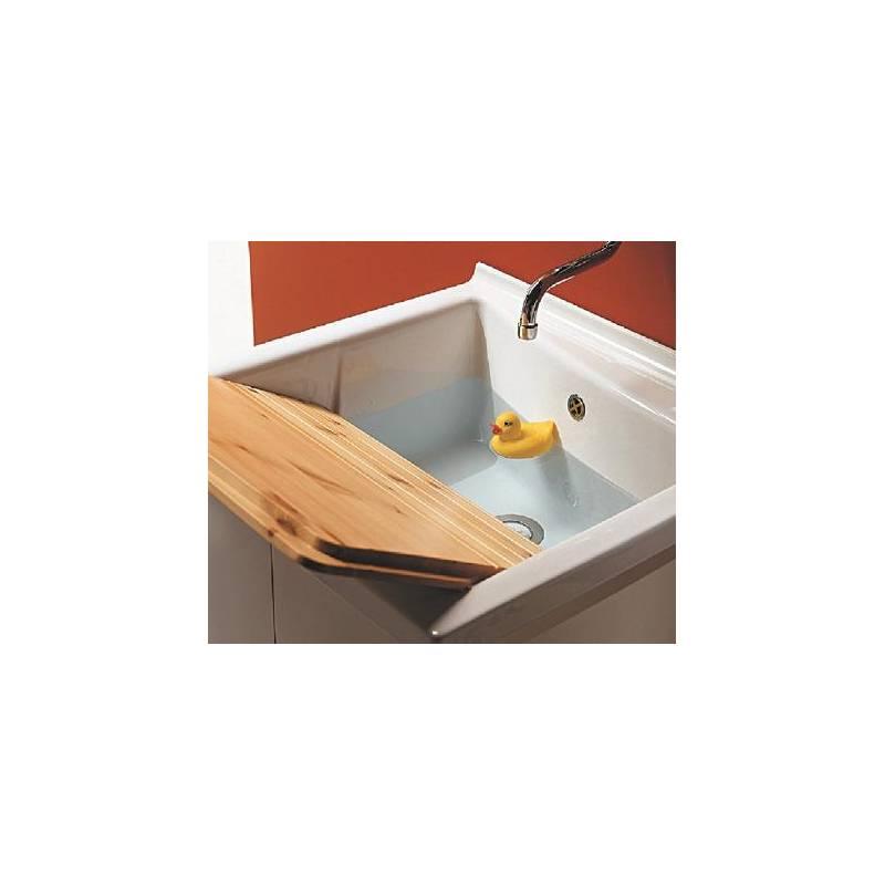 Vasca Lavatoio In Ceramica.Lavatoio Ceramica P60 L83