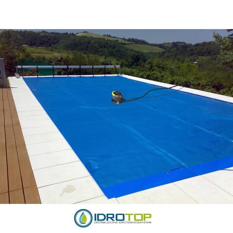 Pompa per piscina eurocover svuotare sia la piscina che for Pompa per piscina
