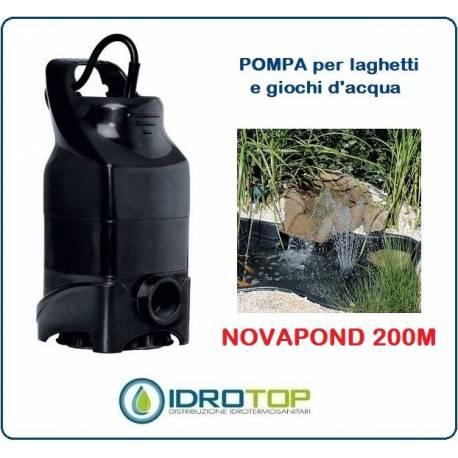 Pompe per laghetto da giardino newa pond filtro pratico filtro completo di pompa per laghetti - Pompe laghetto giardino ...