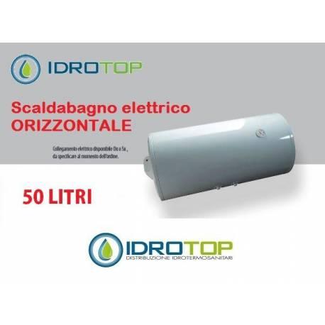 Scaldabagno elettrico orizzontale litri 50 - Scalda bagno elettrico ...