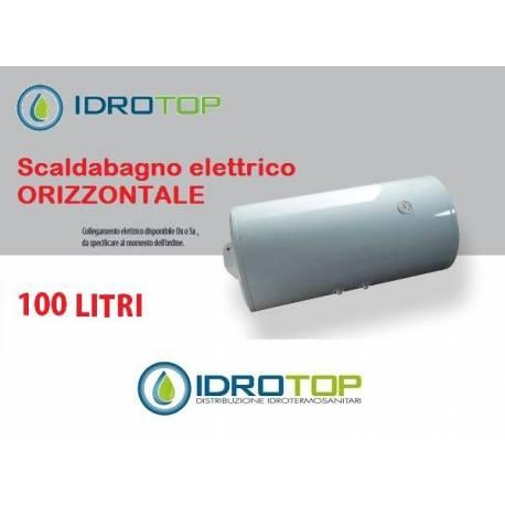 Scaldabagno elettrico orizzontale 100 litri termosifoni for Scaldabagno bricoman