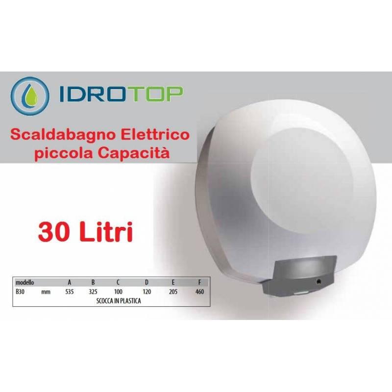 Se0030e2v003 scaldabagno elettrico litri 30 - Scaldabagno ariston 30 litri prezzo ...