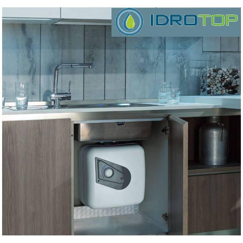 Scaldabagno elettrico sottolavello litri 12 - Scalda bagno elettrico ...