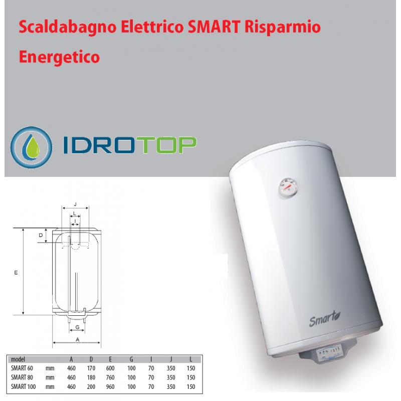 Scaldabagno elettrico smart risparmio energetico 5 anni di - Scalda bagno elettrico ...