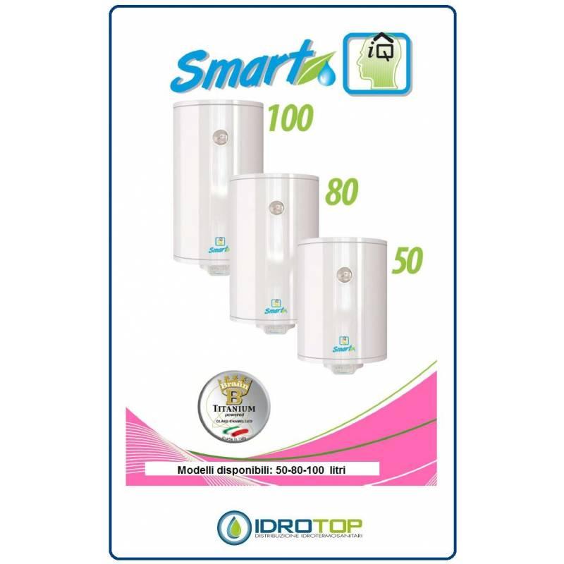 Scaldabagno lt80 elettrico smart risparmio energetico 5 - Scaldabagno elettrico prezzi 80 litri ...