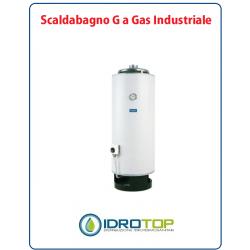 Scaldabagno G a Gas Industriale Heizer Camera Aperta Tiraggio Naturale