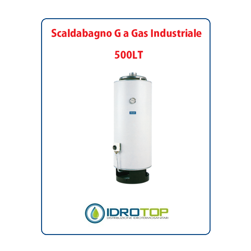Scaldabagno 500lt g a gas industriale heizer a camera - Offerte scaldabagno a gas ...