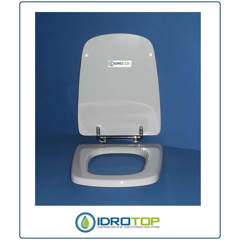 Copriwater sedile per modello aero ideal standard cerniera for Modelli water ideal standard