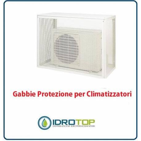 Gabbie di protezione per Climatizzatori e Unità Esterne