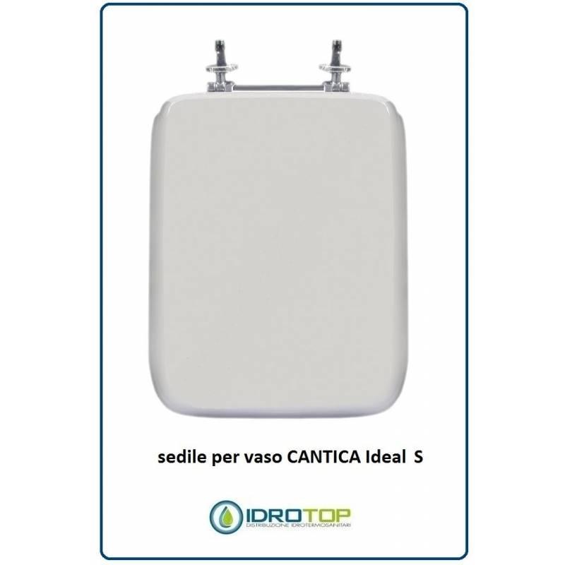 Copriwater sedile per modello cantica ideal standard for Ideal standard cantica copriwater