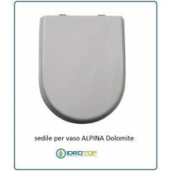 COPRIWATER SEDILE per VASO modello ALPINA Dolomite