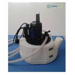 Pompa 17 litri x lavaggio chimico degli impianti riscaldamento e climatizzazione