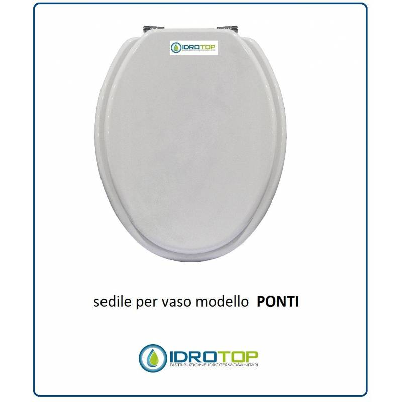 Copriwater ideal standard ponti bianco for Copriwater ideal