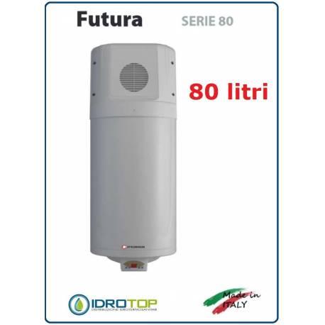 Scaldacqua futura 080 80l a pompa di calore aria acqua - Scaldabagno 80 litri prezzo ...