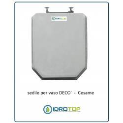 COPRIWATER SEDILE per modello DECO' Cesame