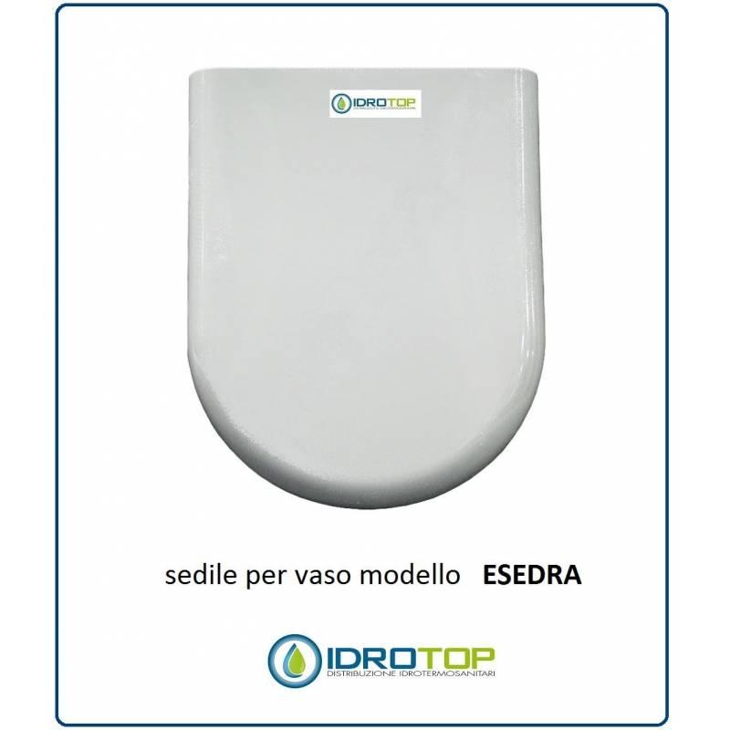 Copriwater sedile per modello esedra ideal standard for Copriwater ideal standard esedra