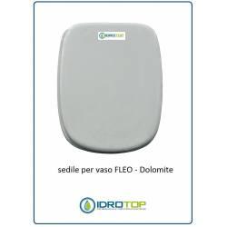 COPRIWATER SEDILE per VASO modello FLEO DOLOMITE