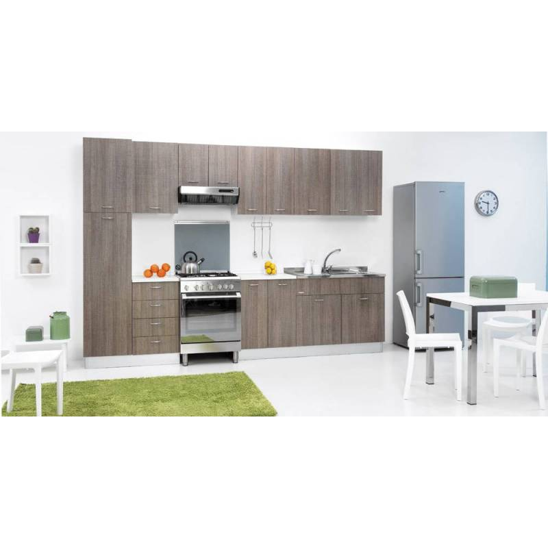 sottolavello mobile per cucina 120 x 60 per lavello inox. Black Bedroom Furniture Sets. Home Design Ideas