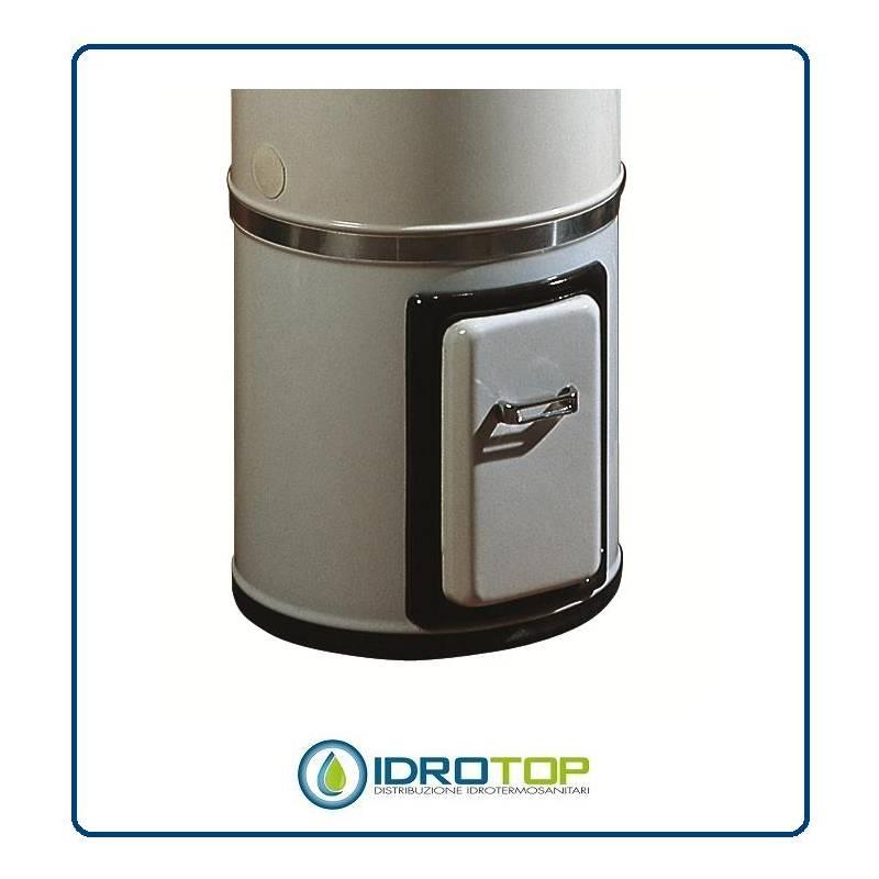 Scaldabagno a legna elettrico basamento litri 80 le sx0080c2v - Scaldabagno 80 litri prezzo ...