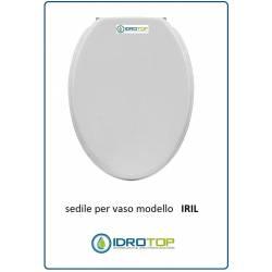 COPRIWATER SEDILE per vaso modello IRIL Scala