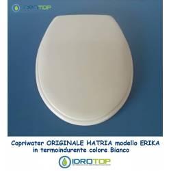 Copriwater Hatria ERIKA -Sedile-Asse Wc- Originale Hatria
