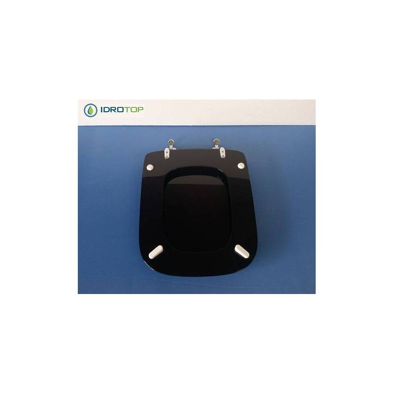 Copriwater ideal standard conca nero for Ideal standard conca