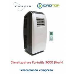 Climatizzatore Condizionatore Portatile 9000 Btu/h Fanair-Fantini Cosmi