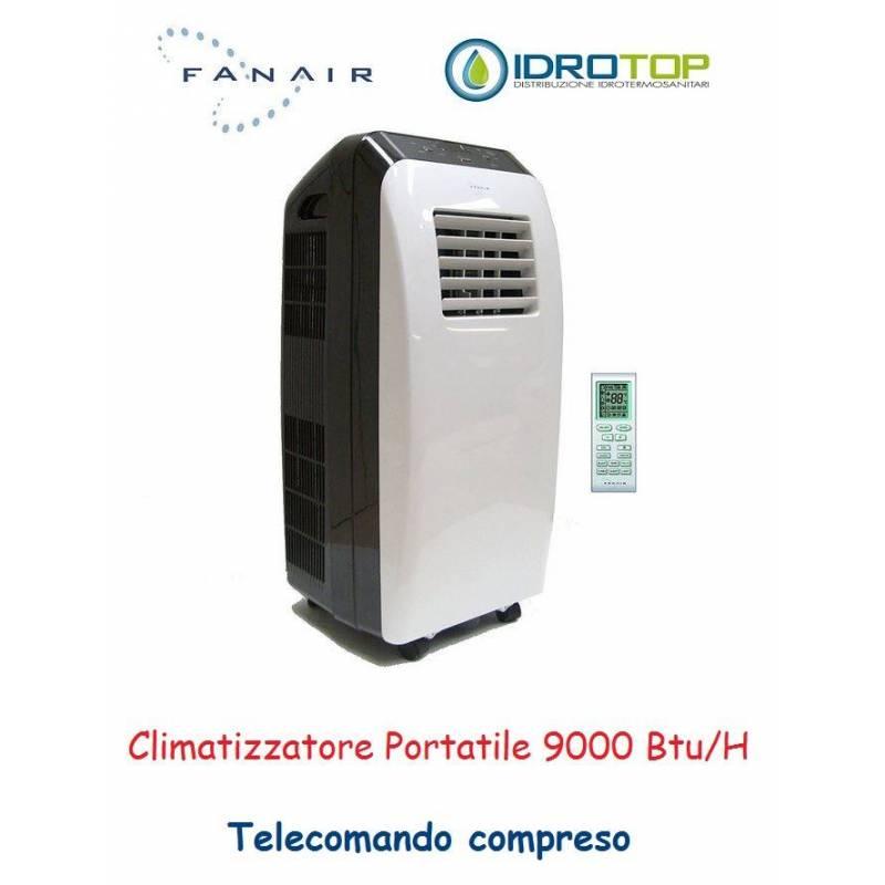 Climatizzatore condizionatore portatile 9000 btu h fanair for Fantini cosmi c57 prezzo