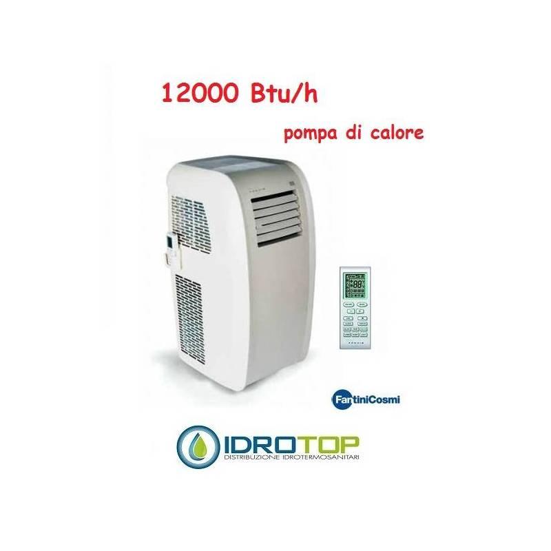 Climatizzatore Condizionatore Portatile 12000 Btu/h Fanair ...