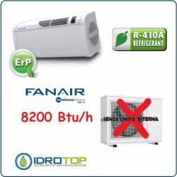 Climatizzatore 8200 Btu/h Senza Unità Esterna-Condizionatore Monoblocco Fanair-Fantini Cosmi