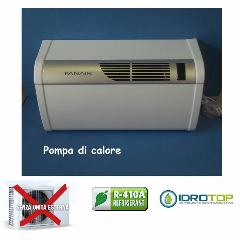 Climatizzatore 8200 btu h senza unit esterna condizionatore fanair - Condizionatore senza unita esterna ...