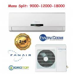 Climatizzatore Mono Split Condizionatore Inverter Dc Fanair-Fantini Cosmi