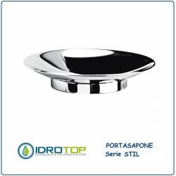 Portasapone STILL in Acciaio Inox Ibb ST21