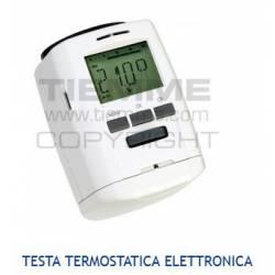 TESTA TERMOSTATICA ELETTRONICA