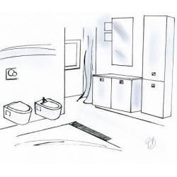 Il bagno VENICE SOSP.
