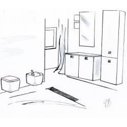 Il bagno METROPOLITAN