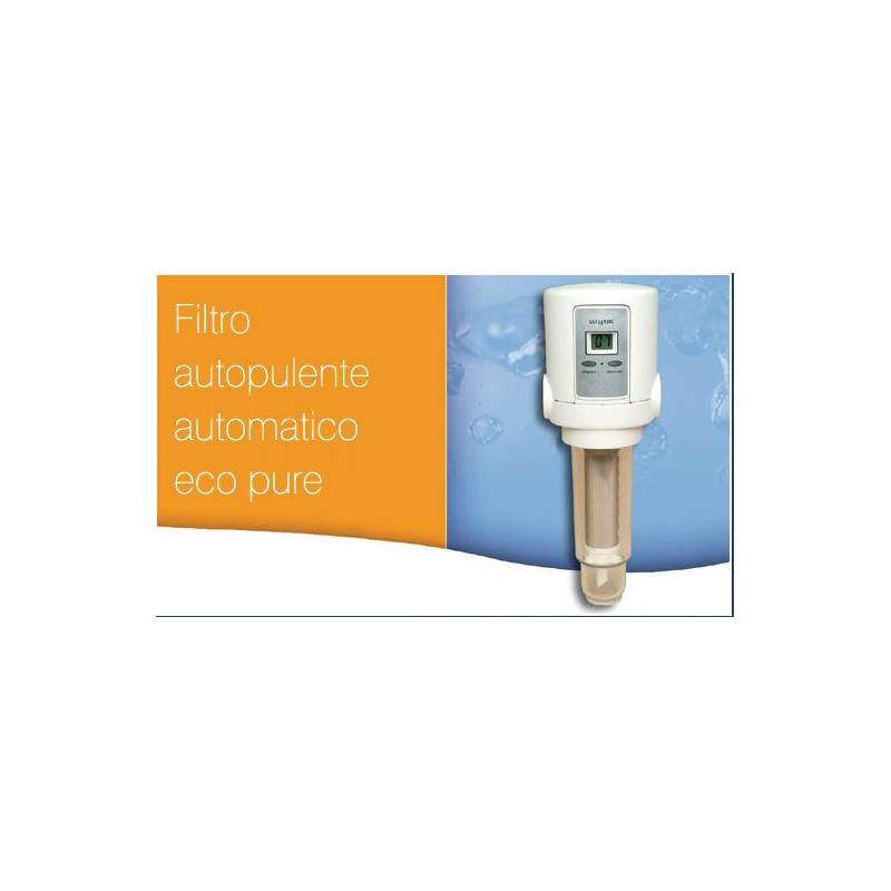 ECOPURE filtro acqua automatico autopulente cod. EPA00.001