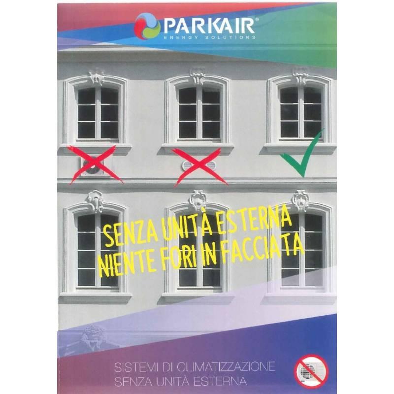 Climatizzatore acqua aria senza unit esterna pompa di - Condizionatori ad acqua senza unita esterna ...