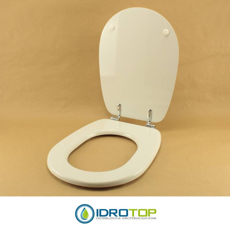 Copriwater ideal standard liuto bianco i s for Ideal standard cantica copriwater