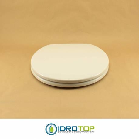 Copriwater AZZURRA CLASS TERRA / SOSPESO / MONOBLOCCO Termoindurente Bianco